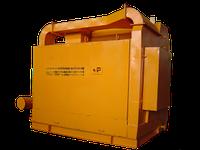 Паровой котел в водогрейном режиме Е-1.6-0.9 ГМН  (газ)