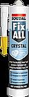 Клей Герметик FIX ALL кристальный 80 мл