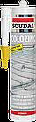 Герметик кровельный COLOZINC 290мл серый