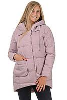 Куртка с мехом на карманах JY*YH 820