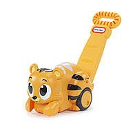 Развивающая игрушка-каталка серии Догони огонек ТИГРЕНОК Little Tikes (640926)