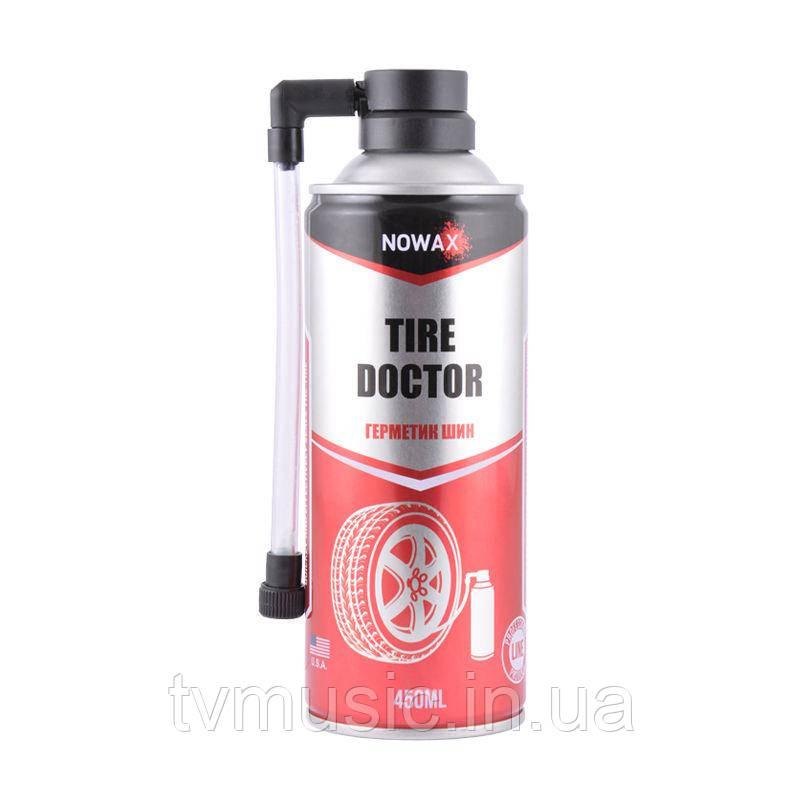 Герметик для шин Nowax Tire Doctor 450 мл