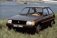 """Фаркоп на автомобиль ЗАЗ 1101,1102 """"ТАВРІЯ"""" хетчбек 1988-2011"""