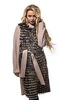 Женское Пальто ПВ-44 Капучино