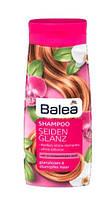 Женский шампунь c орхидеей Balea Seiden Glanz для тусклых волос 300 мл.