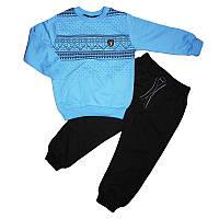 Костюм для мальчика 3-7лет (98-122) кофта+штаны арт.3311