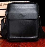 Мужская кожаная сумка. Модель 61164, фото 2