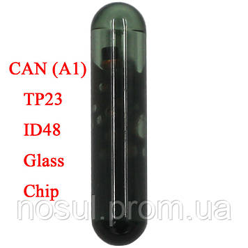ID48 TP23 A1 VAG JMA предподготовленный чип Megamos ID48 для прописывания (привязки) в авто VW Volkswagen CAN