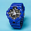 Спортивные, наручные часы Casio G-Shock GA-700 Blue