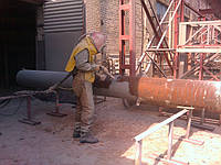 Пескоструйная обработка в Чернигове (Пескоструй), абразивная обработка с возможностью грунтовки