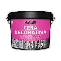 "Декоративний воск CERA DECORATIVA ""ELEMENT DECOR"" 3 л"