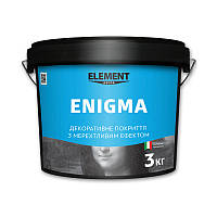 Декоративная штукатурка  ENIGMA ELEMENT DECOR 3 кг