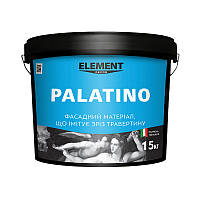 Фасадная декоративная штукатурка PALATINO ELEMENT DECOR 15 кг