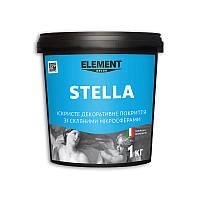 """Декоративное покрытие STELLA """"ELEMENT DECOR"""" 1 кг"""