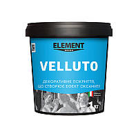 "Декоративное покрытие VELLUTO ""ELEMENT DECOR"" 1 кг"