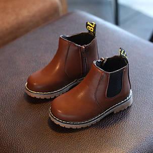 Детские ботинки без застежек, фото 2