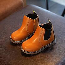 Детские ботинки без застежек, фото 3