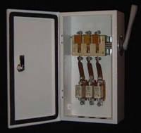 Ящик с рубильником силовой ЯРП-100 герметичный IP54
