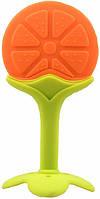 Прорезыватель для зубов MirAks TR-4230-3 (Апельсин/грызунок)