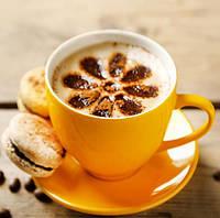 Набор алмазной вышивки Сладкий кофе со сливками 40 х 40 см (арт. FR606)