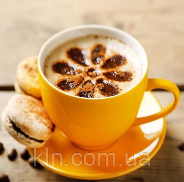 Набор алмазной вышивки Сладкий кофе со сливками 50 х 40 см (арт. FR606) , фото 1