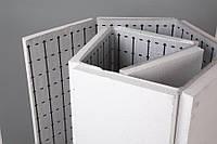 Плита пенополистирольная фольгированная 50мм (35 плотности)