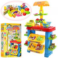 Детский магазин Super Store 922-01 с кассой и весами