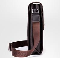Мужская кожаная сумка. Модель 61165, фото 3