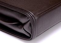 Мужская кожаная сумка. Модель 61165, фото 7