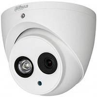 Купольная камера видеонаблюдения Dahua HAC-HDW1200EMP-A-0360B, фото 1