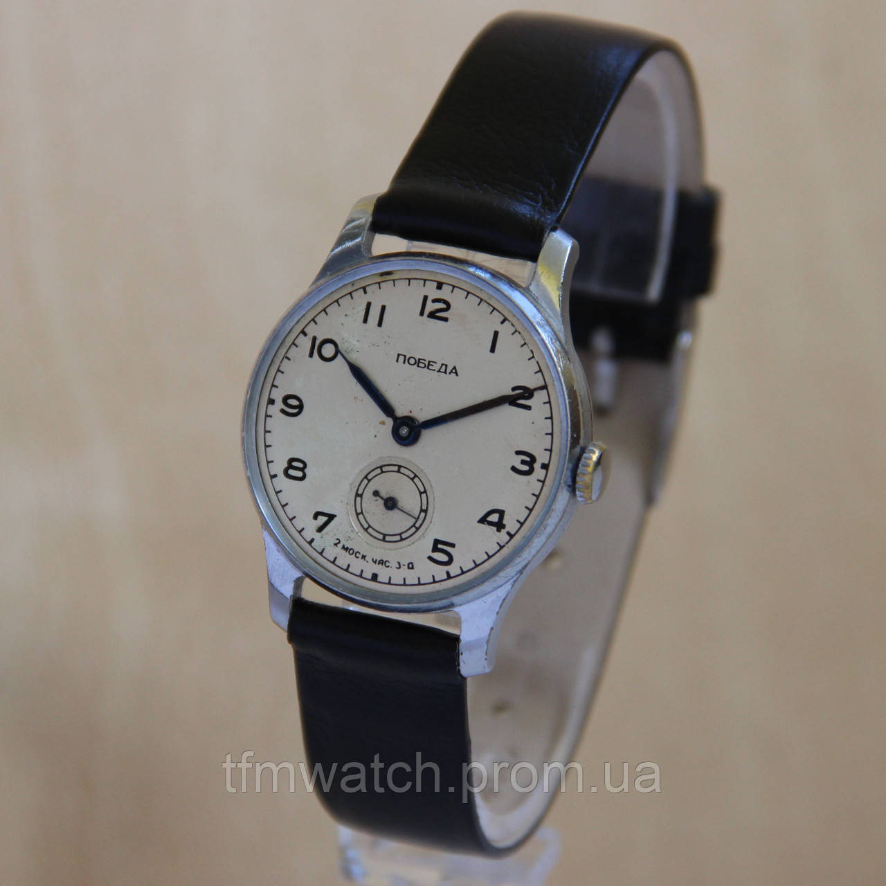 Механические часы СССР Победа 1956 год - Магазин старинных c8c2fcee920a3