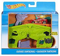 """Игровой трек """"Призрачный гараж"""" Hot Wheels Mattel"""