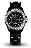 Женские наручные часы  CHANEL Black, Шанель Блек, Украина