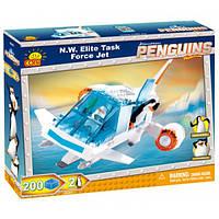 Cobi Конструктор Cobi Самолет элитного отряда Серевный Ветер, серия The Penguins of Madagascar (26203)