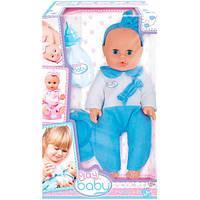 Play Baby Пупс Play Baby в голубом комбинезоне (32001)