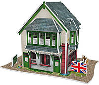 CubicFun 3D пазл CubicFun Англия. Сендвич Шоп (W3106h)