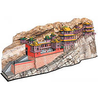 CubicFun 3D пазл CubicFun Висячий монастырь Сюанькун-сы (MC204h)