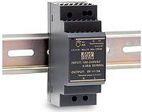 HDR-30-15 Блок питания Meanwell 30вт,15в, 2А на Din-рейку