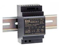 HDR-60-24 Блок питания Mean Well 60вт, 24в, 2,5А на Din-рейку