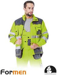 Блуза защитная FORMEN LH-FMNX-J YSB