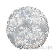 Подушка декоративная круглая Прованс Allure Розы 50294 диаметр 40 см