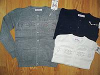Кардиган на девочек оптом, Nice Wear , 4-12 рр