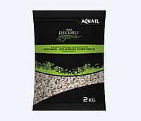 Грунт Aquael доломит белый 2-4 мм