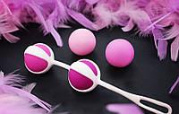 Вагинальные шарики для тренировки интимных мышц Geisha Balls 2 - FT London (ex. Fun Toys) Гейша болс