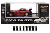Машинка на радиоуправлении BMW Z4 866-1412В, масштаб 1:24, коробка 51*20,5*18 см  , фото 1