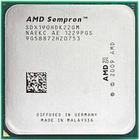 Процесор AMD Sempron 190 2.5 GHz (SDX190HDK22GM) 2000 MHz Socket AM3 1 MB