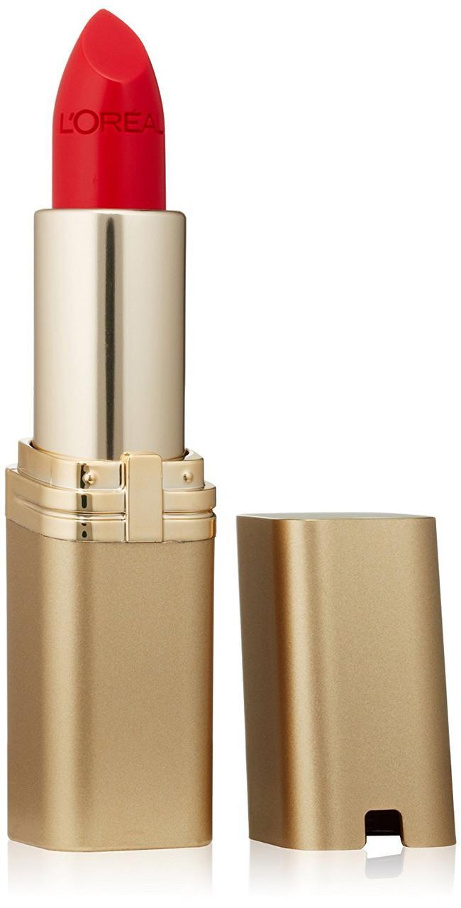 Кремовая помада для губ L'Oréal Paris Colour Riche British Red №350