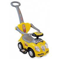 Толокар Baby Mix UR-HZ558W yellow