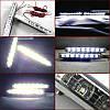 LED Авто Фара Ходовые огни DRL-9W комплект ( 2шт), фото 5