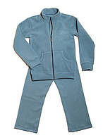 Детский флисовый костюм на мальчика, рр 122-152